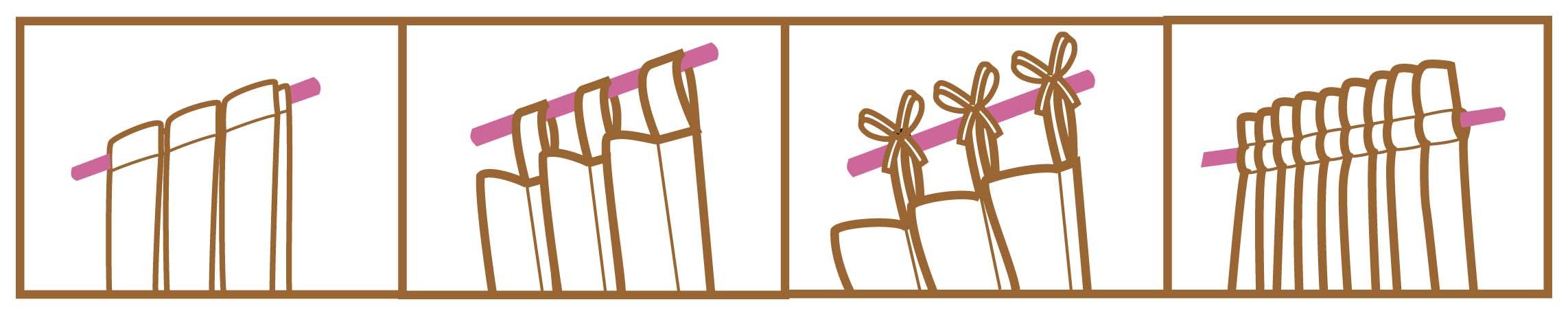 informations sur votre voilage sur mesure habille ta. Black Bedroom Furniture Sets. Home Design Ideas