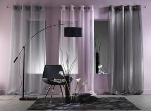 construisez votre voilage sur mesure habille ta. Black Bedroom Furniture Sets. Home Design Ideas