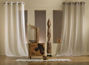 voilage sur mesure h yde stikkontakt. Black Bedroom Furniture Sets. Home Design Ideas
